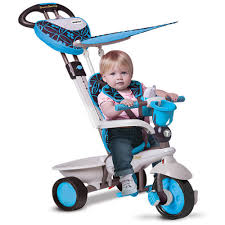smart trike dream in blue  toys r us