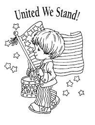 Small Picture Free Patriotic To Color With Printable Coloring Pages Best Of For