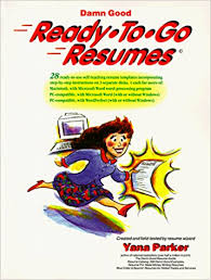 Go Resume Interesting ReadytoGo Resumes For MAC And PC Yana Parker 48