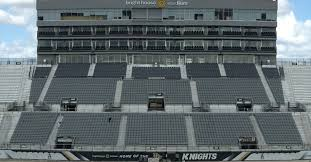 Spectrum Stadium Seating Chart Ucf Specific Ucf Football Stadium Seating Chart University Of