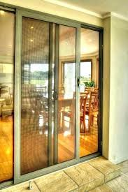 sliding glass door protection protect from dog scratches