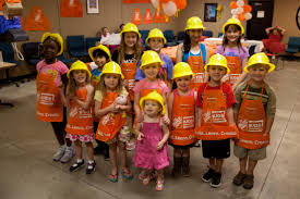 Birthday Party At Home Depot Dad Is Learning