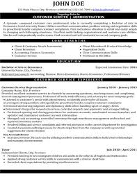 Pin By Reagan Littlefield On Sell Resume Customer Service Resume
