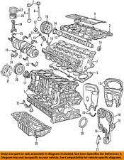 volvo volvo in other volvo oem 98 07 v70 engine crankshaft crank seal 9458178
