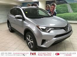 New 2018 Toyota RAV4 4 Door Sport Utility in Calgary, AB 180740