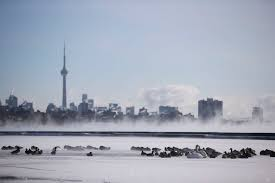 Image result for cold temperature in canada