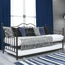 Twin Daybed Frame With Pop Up Trundle For Extra Long Mattress Metal Uk Es  Amirale. Daybed Frame For Twin Xl Mattress Canada Metal Room Day.
