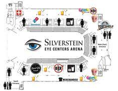 Silverstein Eye Centers Arena Seating Chart 63 Best Independence Mo Images In 2019 Independence