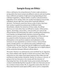 ethics essay ethic essay time tested custom essay writing sample essay on ethics