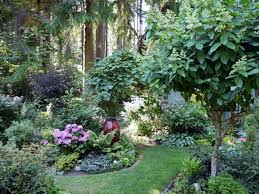 Small Picture A Lively Colorful Shade Garden in the Pacific Northwest Fine
