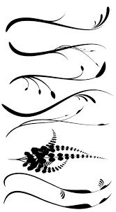 Ornament Adobe Illustrator Brushes Free Logos Adobe