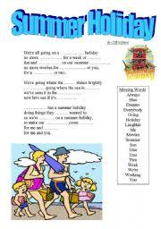 english teaching worksheets summer english worksheets summer holiday