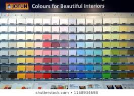 Jotun Color Chart 2017