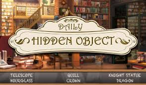 Hidden object games are all about finding things. Daily Hidden Object Games Puzzles Smithsonian Magazine