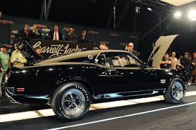 1969 Ford Mustang Boss 429 sells For $275,000! - Muscle Cars Zone!