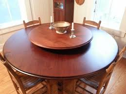 ocrae island journal lazy susan round dining room table with lazy susan