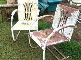vintage iron patio furniture. Interesting Iron Vintage Metal Furniture Chairs And Retro Patio  Tables Fashioned  And Vintage Iron Patio Furniture W