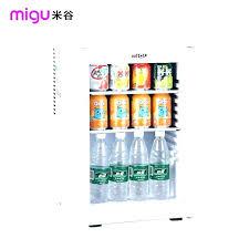 glass front mini fridge regular glass door mini refrigerator glass door mini fridge glass door mini