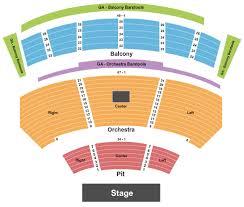 Ip Casino Resort And Spa Seating Chart Biloxi