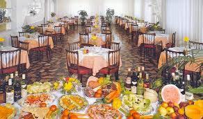 Buffet Italiano Roma : Restaurant hotel roma in bellaria