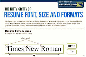 Best font for resumes fonts and proper size magnificent pictures