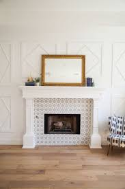 fireplace update tiles with tile