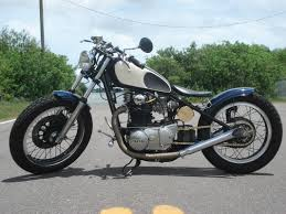 2001 honda 750 shadow hard tail bobber