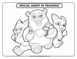 Disney Junior Coloring Pages 48525 Hypermachiavellismnet