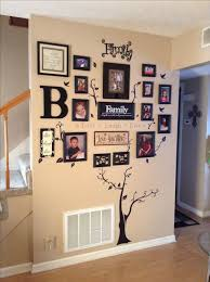 interior wall decor 25 best ideas about family wall photos on family room best set