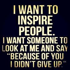 Helping People Quotes Mesmerizing Because Of You I Didn't Give Up Quote Picture