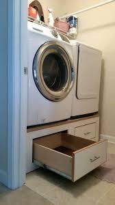 pedestals for washer and dryer pedestal diy base