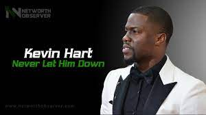 Height of Kevin Hart Never Let Him Down ...