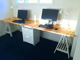 two desk office. Office Desk For Two 2 Person Large Size Of  In Brilliant Chairs Two Desk Office