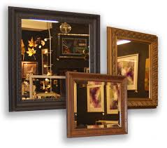 custom framed mirrors. With Our Fine Selection Of Framing, Shapes And Sizes, The Possibilities Are Endless. Let Us Design A Custom Mirror To Framed Mirrors H