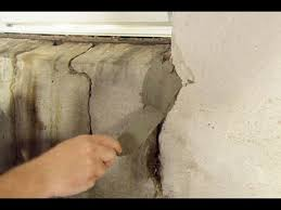 how to fix foundation cracks.  How How To Repair A Crack In Concrete Foundation  This Old House YouTube Throughout To Fix Cracks O