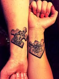 татуировки для влюбленных пар со смыслом совместные татуировки