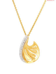 excellent value recommend women mia by tanishq 1 43 g 14 karat gold precious pendant with diamonds gold 5utwob2u