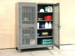 metal storage cabinet with lock. Metal Storage Cabinet Heavy Duty Cabinets Steel With Lock . A