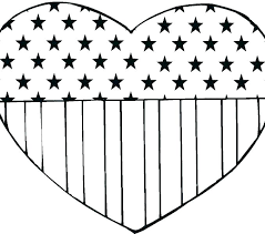 a heart coloring page heart coloring pages