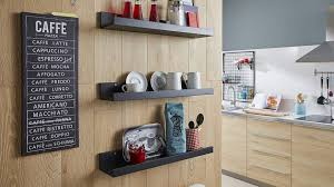 wall mounted kitchen rack mounting