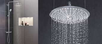 grohe global bathroom shower systems euphoria shower system
