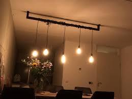 Industriële Hanglamp Loftbar Edison Lampen Schouten Woonidee