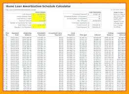 Additional Principal Payment Calculator Amortization Calculator Excel Extra Payments Syncla Co