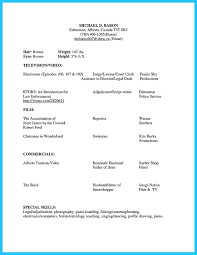 Acting Resume Template Is Very Useful For You Who Are Now Seeking A