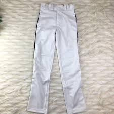 Champro Softball Pants Size Chart Champro Open Bottom Baseball Pants Youth Nwt