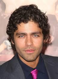 Fashion Long Curly Hair And Beard Super Wonderful Prachtig Kapsel