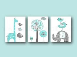 turquoise gray nursery decor blue turquoise and gray nursery wall art baby boy room decor on baby boy room decor wall art with blue turquoise and gray nursery wall art baby boy room decor