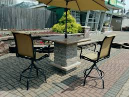 outdoor table kit affordable enough for your home patio or pool within stone prepare 7