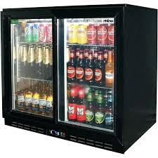 clear glass refrigerator sliding door cooler sliding 2 glass door commercial back bar bar fridge energy