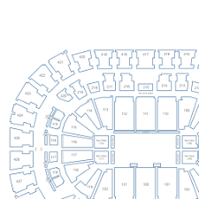 Capital One Arena Interactive Basketball Seating Chart